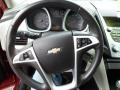 Jet Black/Light Titanium Steering Wheel Photo for 2010 Chevrolet Equinox #58923268