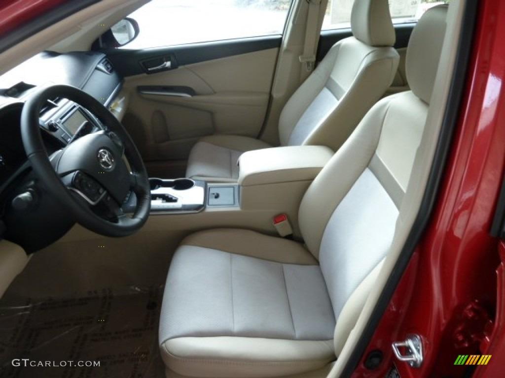 2012 Barcelona Red Metallic Toyota Camry Hybrid XLE ...