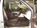2011 Escalade ESV Platinum Cocoa/Light Linen Tehama Leather Interior