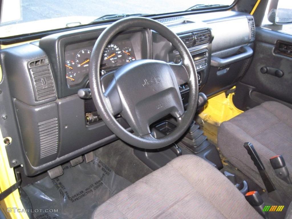 2004 Jeep Wrangler Se 4x4 Dashboard Photos