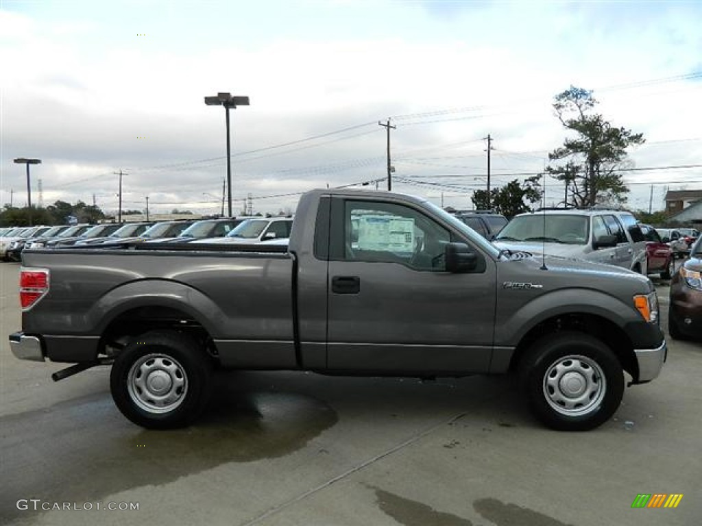 2014 Ford F 150 Fx2 Sterling Gray Metallic 2012 Ford F150 XL Regular Cab ...