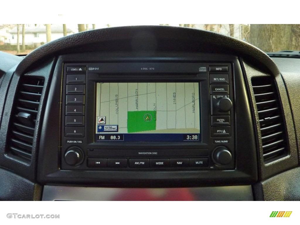 2006 Jeep Grand Cherokee SRT8 Navigation Photos
