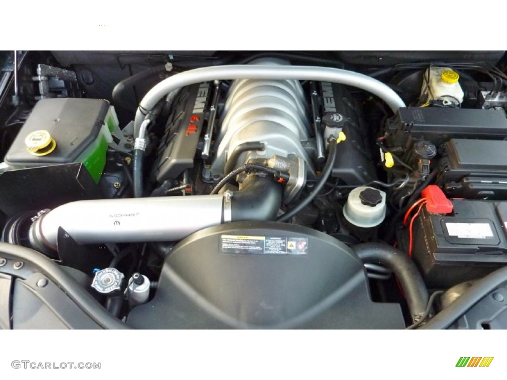 2006 jeep grand cherokee srt8 engine photos for Jeep grand cherokee motor