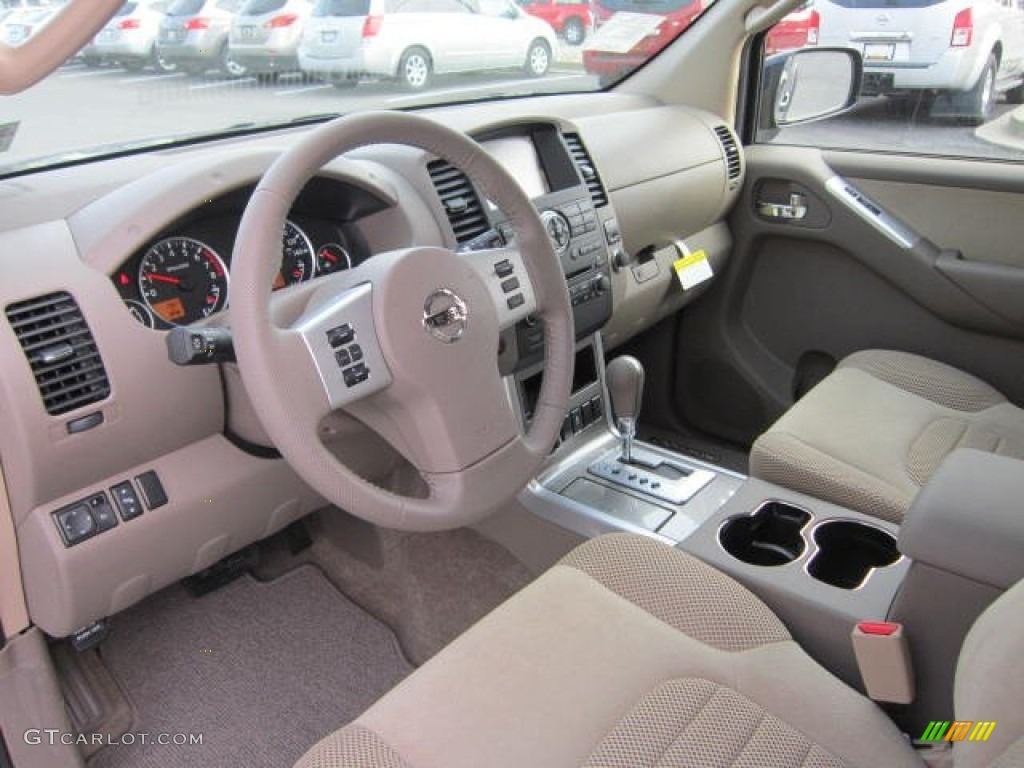 2012 Nissan Pathfinder Interior Images Galleries With A Bite