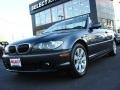Sparkling Graphite Metallic 2006 BMW 3 Series 325i Convertible