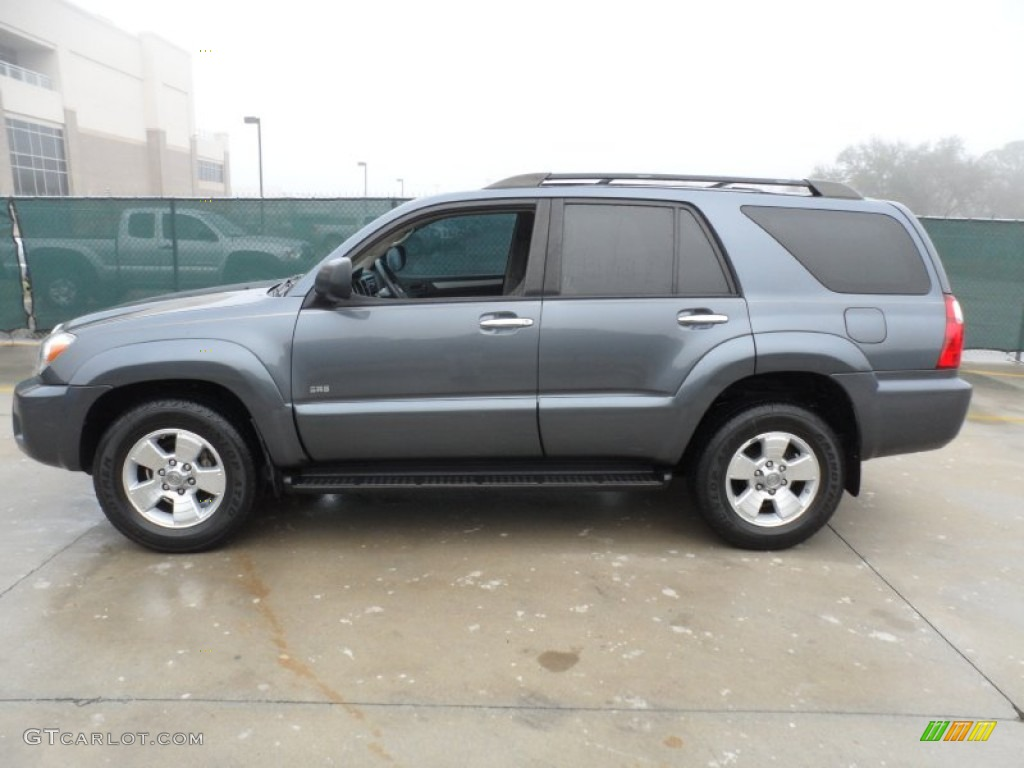 Galactic Gray Mica 2006 Toyota 4runner Sr5 Exterior Photo