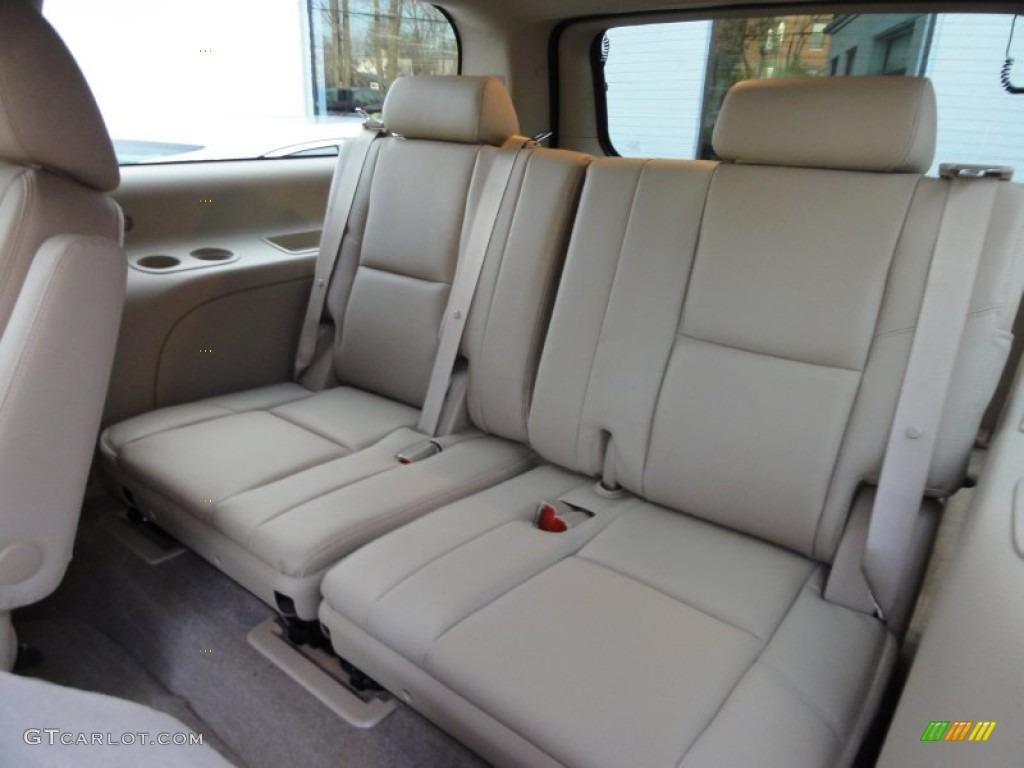 2012 Chevrolet Suburban LTZ 4x4 interior Photo #58984138