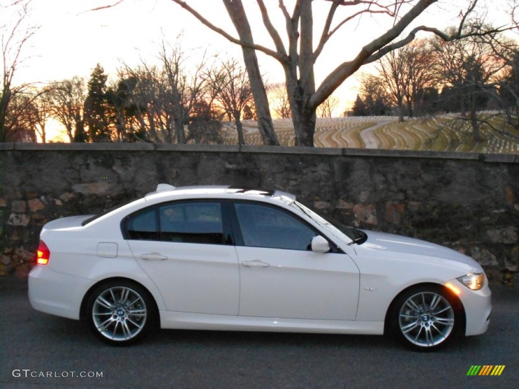 alpine white 2010 bmw 3 series 335i sedan exterior photo. Black Bedroom Furniture Sets. Home Design Ideas