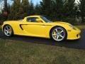2005 Carrera GT  Fayence Yellow