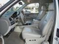 Light Titanium/Dark Titanium 2008 Chevrolet Silverado 1500 Interiors