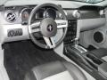 Charcoal Black/Dove Dashboard Photo for 2008 Ford Mustang #59003615