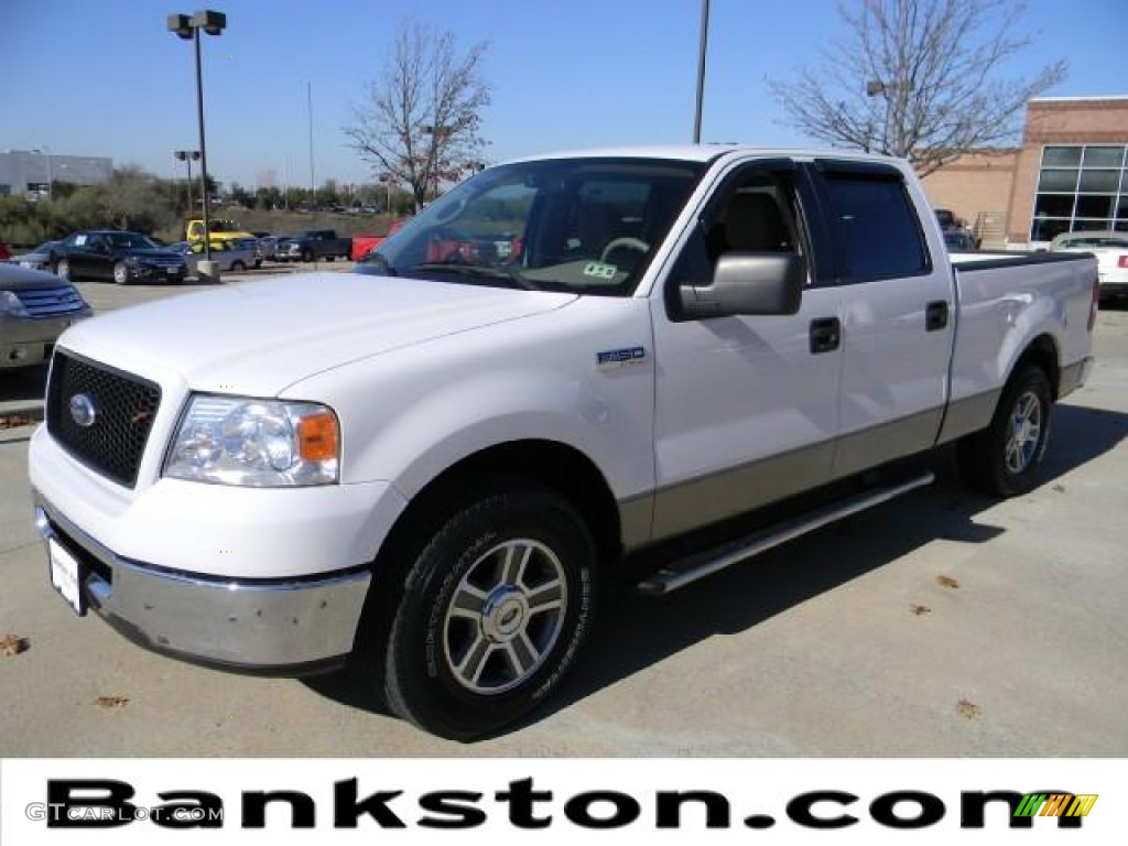 2006 oxford white ford f150 xlt supercrew 59001780. Black Bedroom Furniture Sets. Home Design Ideas