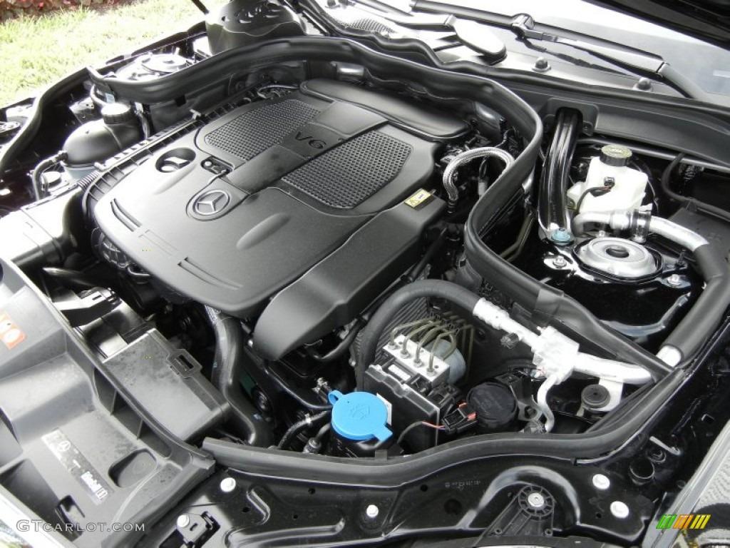 2012 mercedes benz e 350 sedan 3 5 liter dohc 24 valve vvt for Mercedes benz 3 5 v6 engine