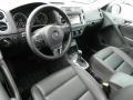 Charcoal Interior Photo for 2011 Volkswagen Tiguan #59006836
