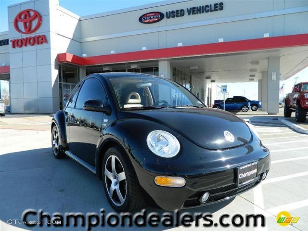 2002 black volkswagen new beetle sport 1 8t coupe 59002011 car color galleries. Black Bedroom Furniture Sets. Home Design Ideas