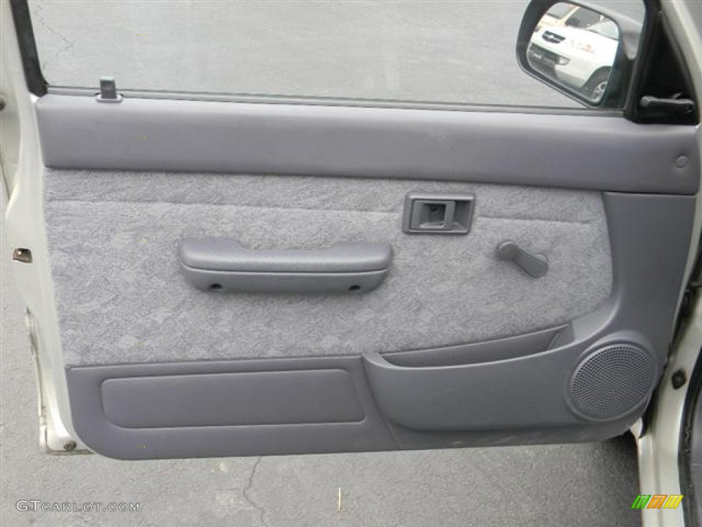 2001 Toyota Tacoma Door Handle Replacement Instructions