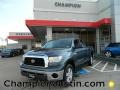 2009 Slate Gray Metallic Toyota Tundra SR5 Double Cab  photo #1