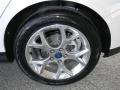 2012 White Platinum Tricoat Metallic Ford Focus Titanium 5-Door  photo #9