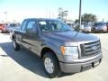 Sterling Gray Metallic - F150 STX SuperCab Photo No. 3