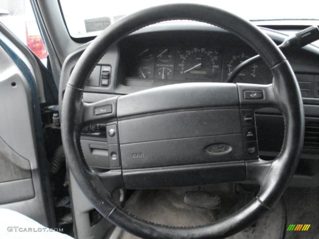1996 Ford F150 Xlt Regular Cab 4x4 Steering Wheel Photos