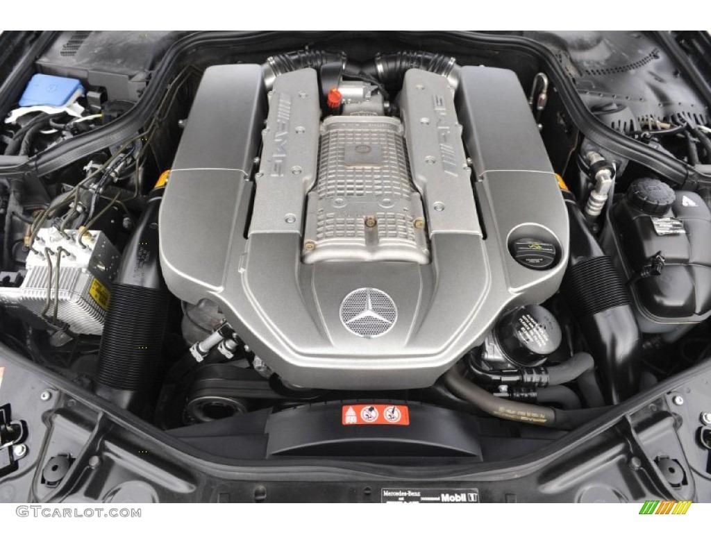 2006 Mercedes Benz Cls 55 Amg 5 4 Liter Amg Supercharged Sohc 24 Valve V8 Engine Photo 59032495