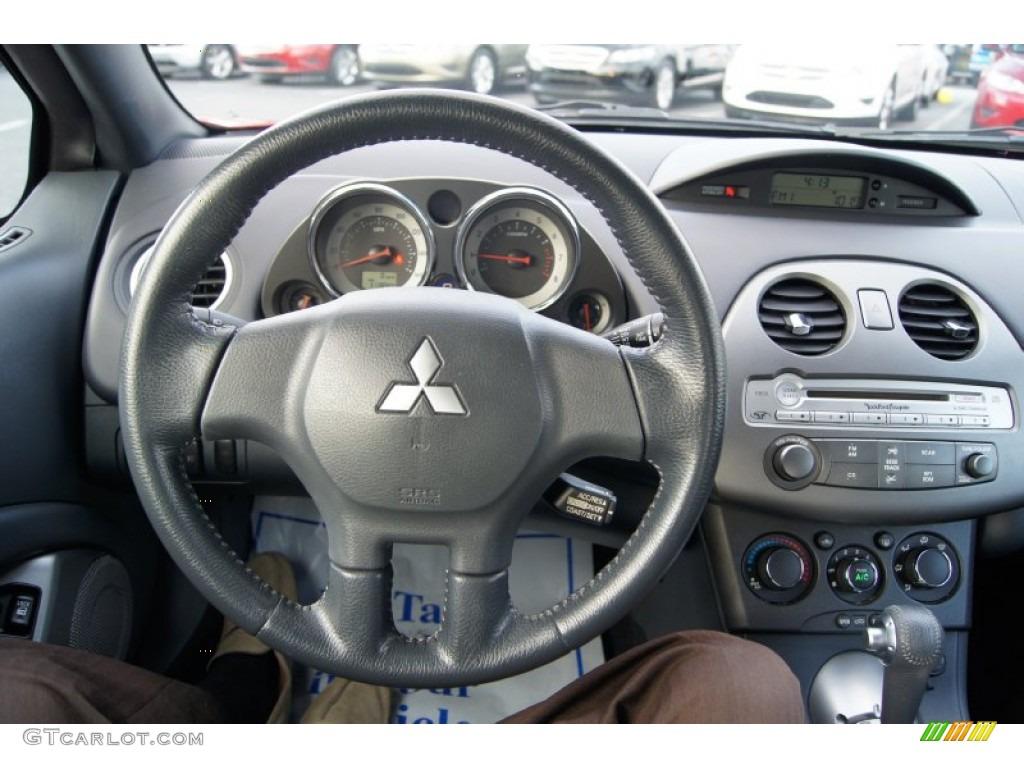 2007 mitsubishi eclipse spyder gs steering wheel photos. Black Bedroom Furniture Sets. Home Design Ideas