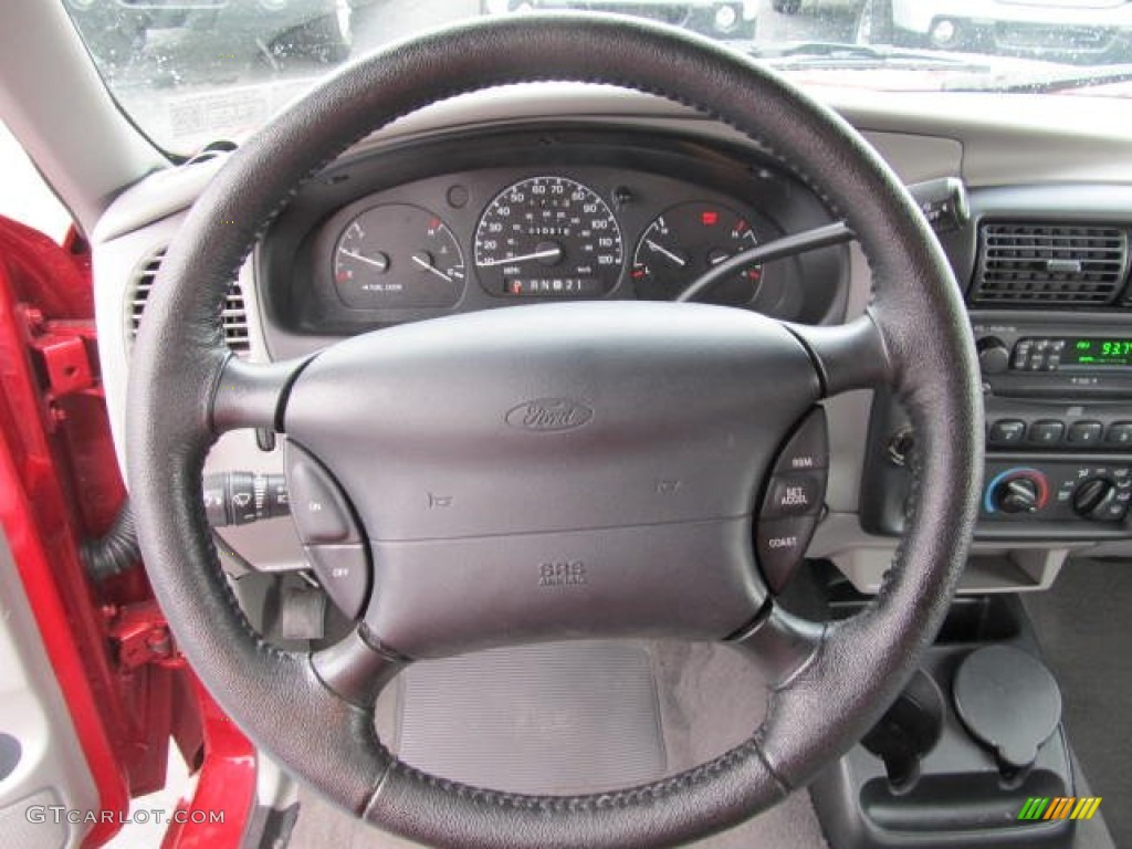2000 ford ranger xlt regular cab steering wheel photos. Black Bedroom Furniture Sets. Home Design Ideas