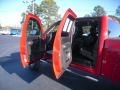 2009 Victory Red Chevrolet Silverado 1500 LT Z71 Crew Cab 4x4  photo #11