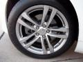 2009 Infiniti G 37 x Coupe Wheel and Tire Photo