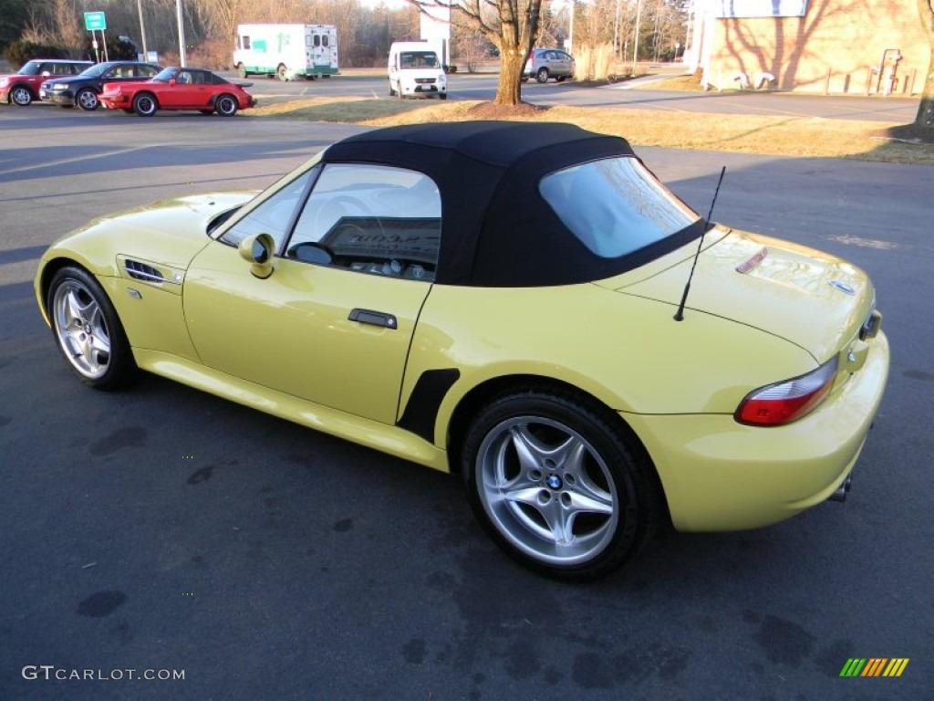 dakar yellow 2000 bmw m roadster exterior photo 59067216. Black Bedroom Furniture Sets. Home Design Ideas