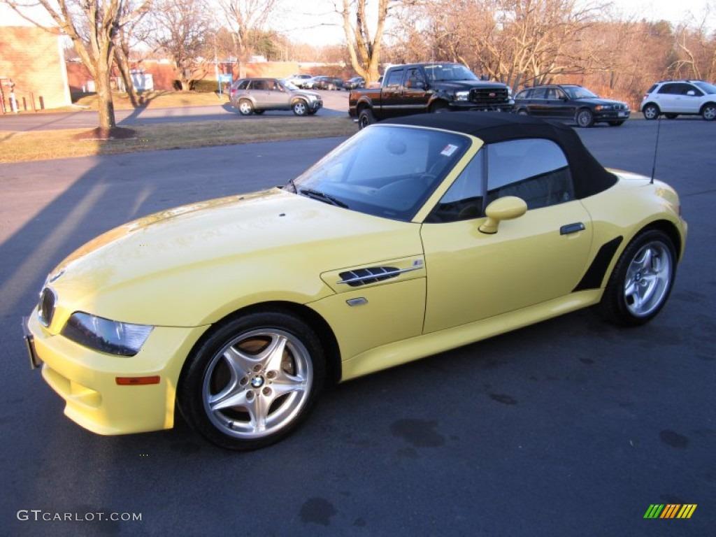 dakar yellow 2000 bmw m roadster exterior photo 59067283. Black Bedroom Furniture Sets. Home Design Ideas