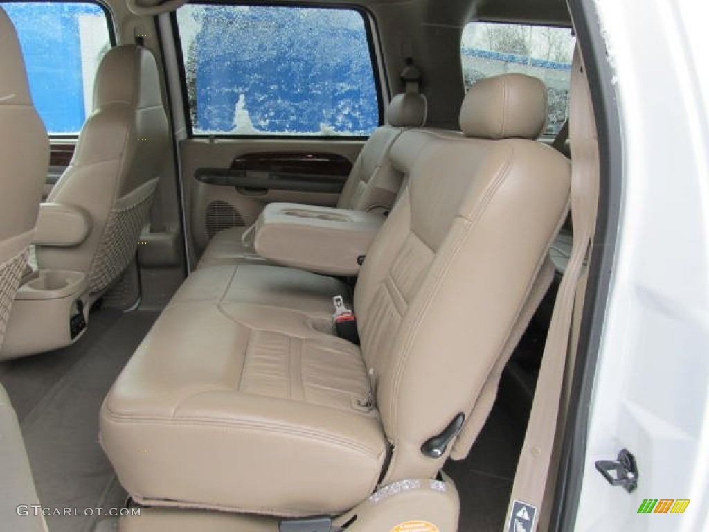2000 Ford Excursion Limited 4x4 Interior Photo #59067944