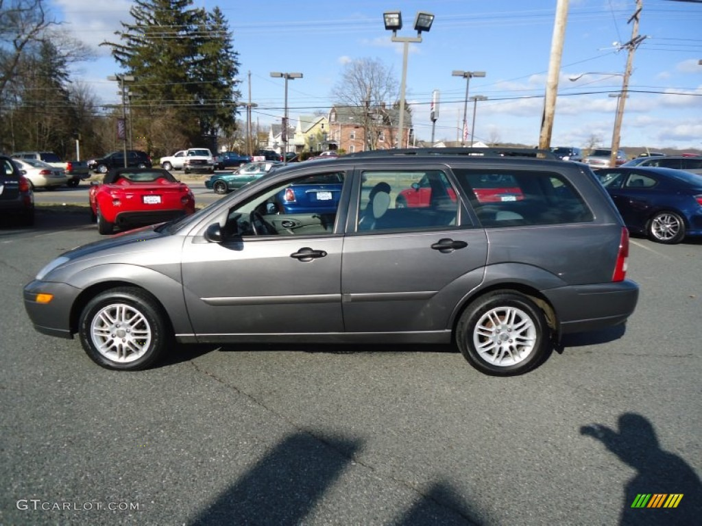 liquid grey metallic 2002 ford focus se wagon exterior. Black Bedroom Furniture Sets. Home Design Ideas
