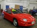 Bright Red - Sunfire GT Coupe Photo No. 19