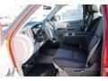 2012 Victory Red Chevrolet Silverado 1500 Work Truck Regular Cab  photo #9