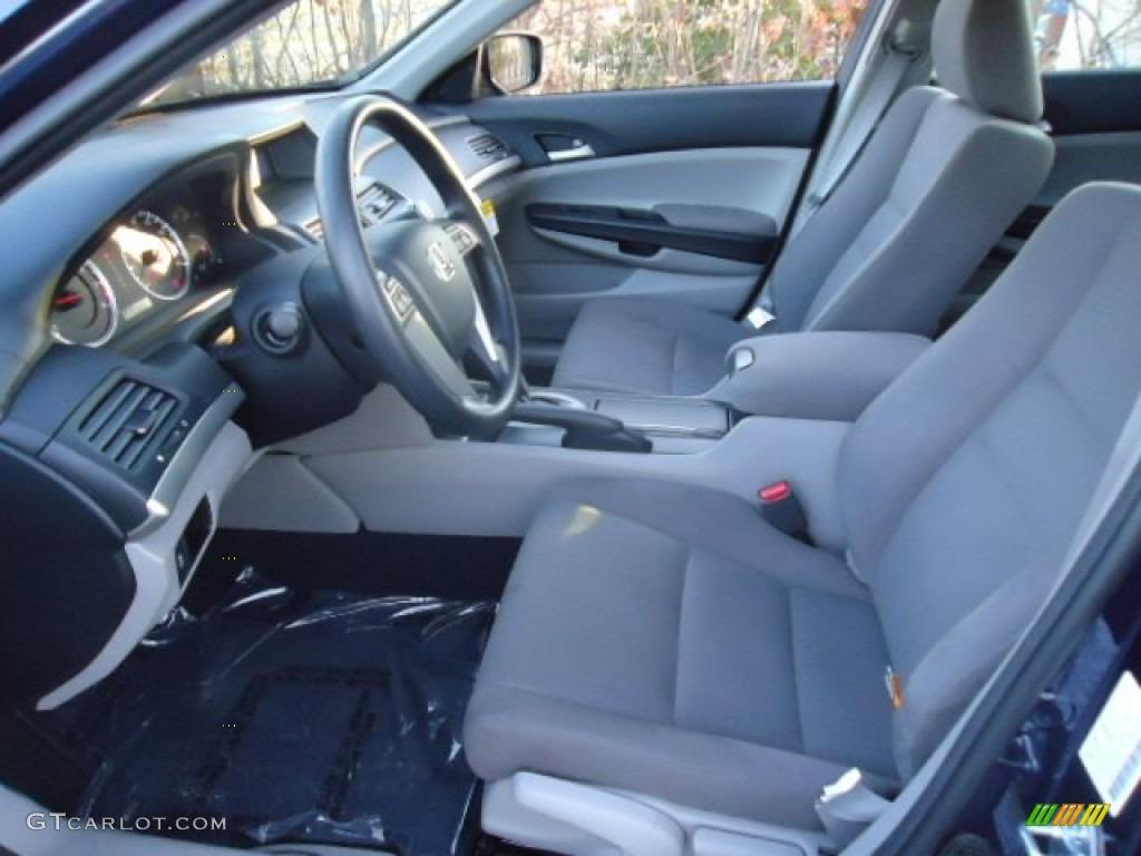 Gray interior 2012 honda accord lx sedan photo 59101481 - 2012 honda accord coupe interior ...