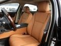 2012 XJ XJL Portfolio London Tan/Jet Interior