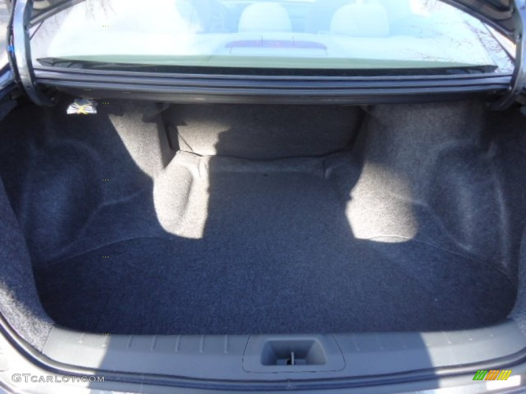 2012 honda accord lx s coupe trunk photo 59107913. Black Bedroom Furniture Sets. Home Design Ideas