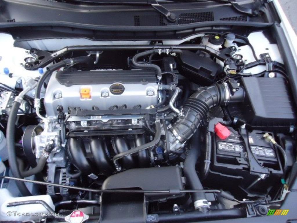 2012 Honda Accord Ex Sedan 2 4 Liter Dohc 16 Valve I Vtec