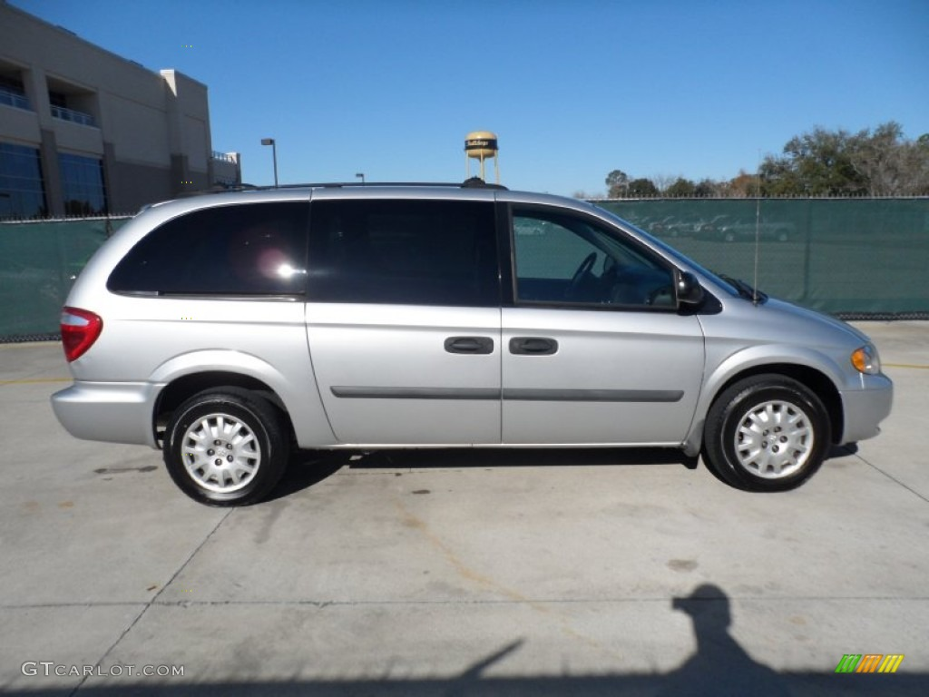 Bright Silver Metallic 2005 Dodge Grand Caravan C-V Exterior Photo ...