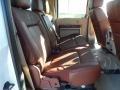 2012 White Platinum Metallic Tri-Coat Ford F250 Super Duty King Ranch Crew Cab 4x4  photo #18