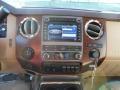 2012 White Platinum Metallic Tri-Coat Ford F250 Super Duty King Ranch Crew Cab 4x4  photo #24