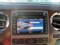 2012 White Platinum Metallic Tri-Coat Ford F250 Super Duty King Ranch Crew Cab 4x4  photo #30