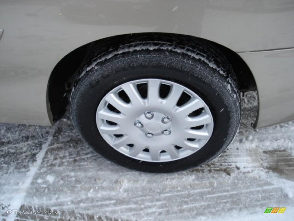 2003 Chevrolet Cavalier LS Coupe Wheel Photo #59115158