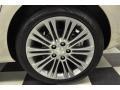 2012 Verano FWD Wheel