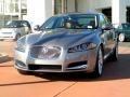 Lunar Grey Metallic 2012 Jaguar XF Supercharged