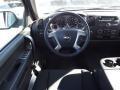 2012 White Diamond Tricoat Chevrolet Silverado 1500 LT Crew Cab 4x4  photo #9