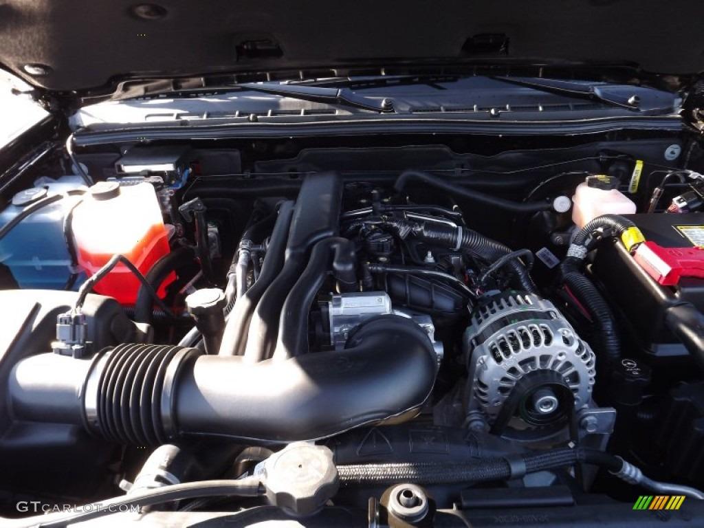 2012 Chevrolet Colorado LT Crew Cab 4x4 5.3 Liter OHV 16-Valve V8 Engine Photo #59138582 ...