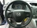 Gray Steering Wheel Photo for 2012 Honda CR-V #59146481