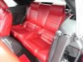 Red Leather Interior Photo for 2005 Ford Mustang #59149814